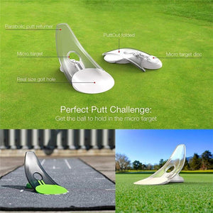 Perfect Putt™ - Parabolic Putting Trainer