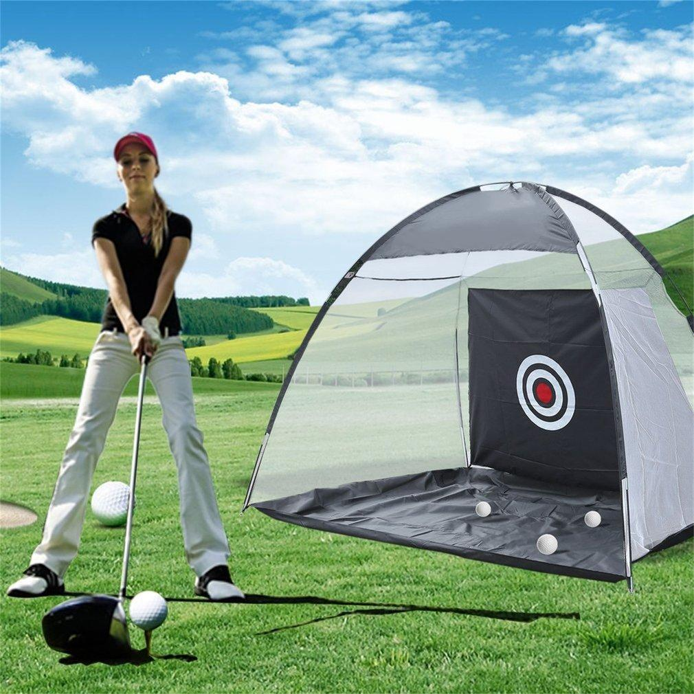 Golf Practice Net With Carry Bag - Easier Golfing
