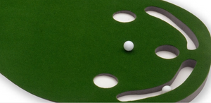 Indoor 3 Hole Putting Green