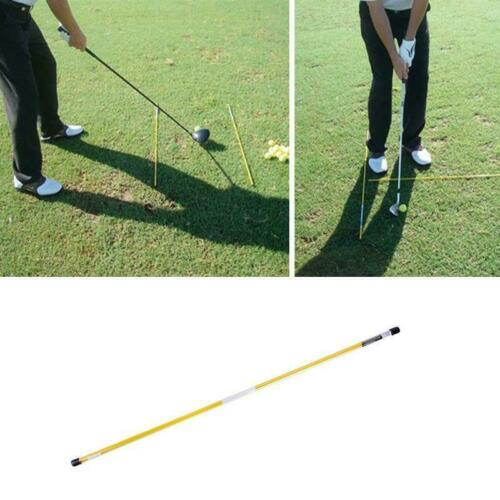 2 Pcs Golf Alignment Sticks