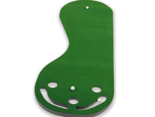 Indoor 3 Hole Putting Green - Easier Golfing