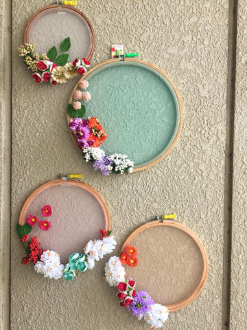 Wall Hanging (Set of 4)