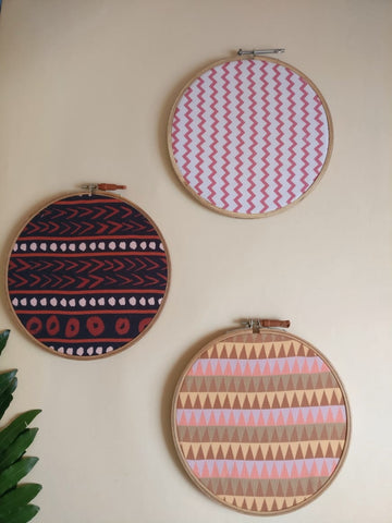 Wall Hanging (Set of 3)