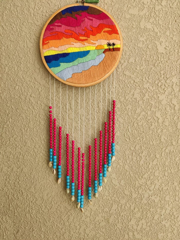 Beach Vibes Wall Hanging
