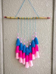 Wall Hanging - The Tassle Life