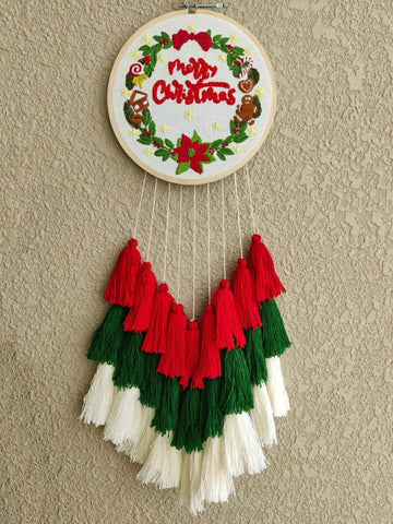 'Merry Christmas' Dreamcatcher