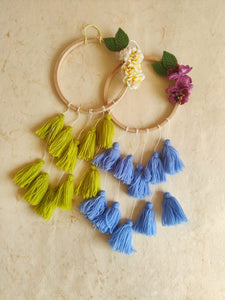 Floral Dreamcatcher (Set of 2)