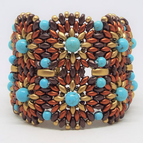 Canyon Double Concho Bracelet