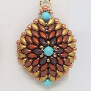 Canyon Concho Earrings