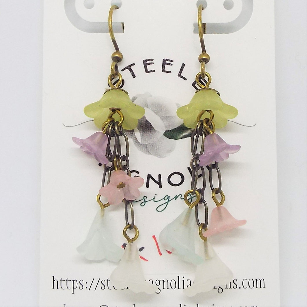 Flower Power Earrings # 7