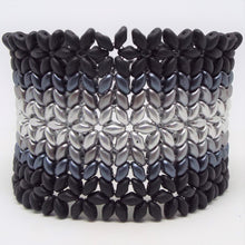 Double Starlight Bracelet - Grayscale, Dark