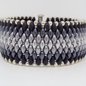 Second Skin Bracelet - Grayscale