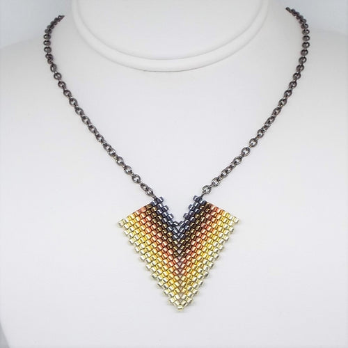 Heavy Metal Necklace