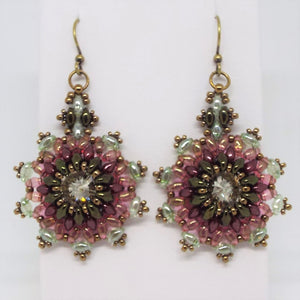 Prairie Flower Earrings