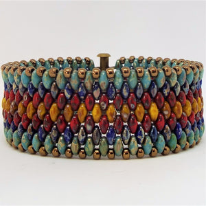 Second Skin Bracelet - Earthen