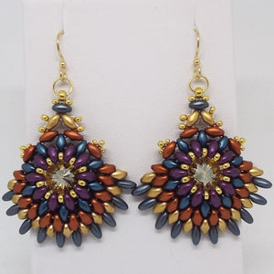 Southwest Sunset Earrings
