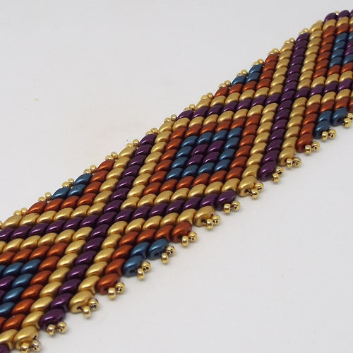 Navajo Bracelet - Southwest Sunset