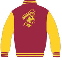 Central State University Women's Collegiate Jacket