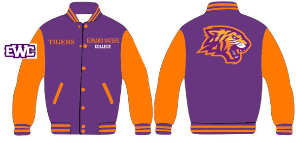 Edward Waters College Women's Collegiate Jacket