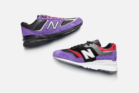 c27dcc6a7d98c New Balance Canada Drops Special Edition Raptors Sneakers Inspired ...