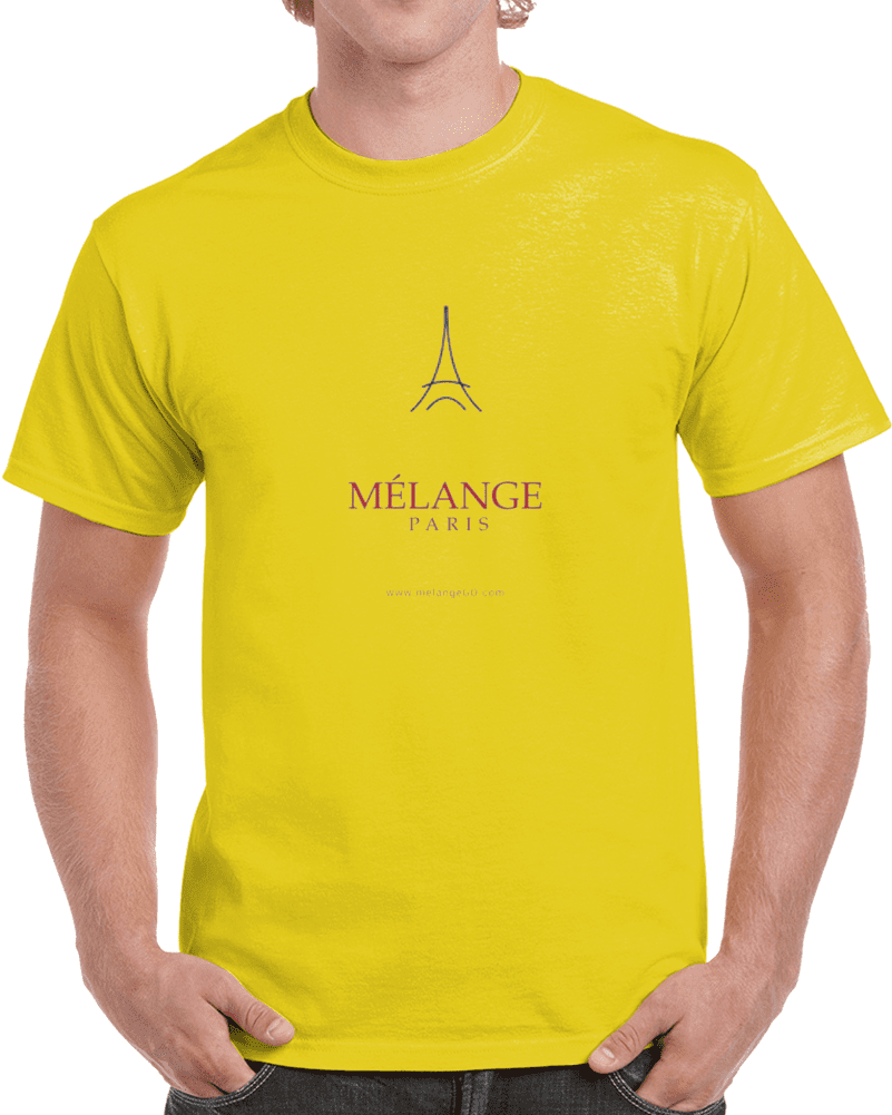 Melange Paris Where Online Shopping Happen Tshiry T Shirt - melangebyojo