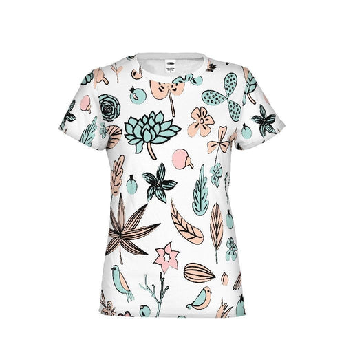Nature's Elements Women's Tee - melangebyojo