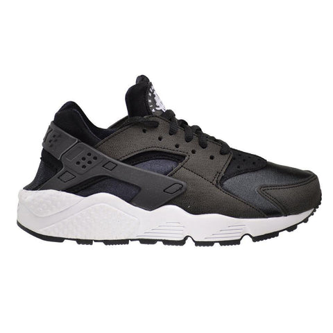 Nike Air Huarache Run Rubber sole Leather and Synthetic Women's Sneakers 634835-006 - Mélange Paris
