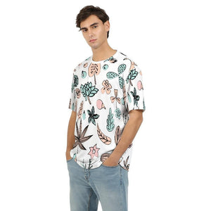 Nature's Elements Men's Tee - melangebyojo