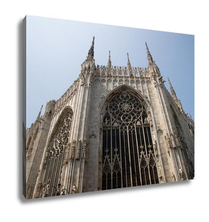 Gallery Wrapped Canvas, Milan Cathedral Duomo Di Milano - melangebyojo