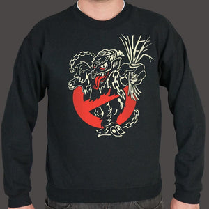 Krampbusters Sweater (Mens) - melangebyojo