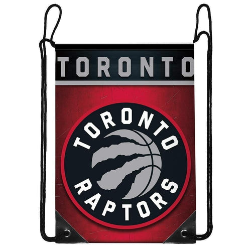 Toronto Raptors Drawstring Bag