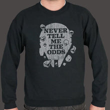 Never Tell Me The Odds Sweater (Mens) - melangebyojo