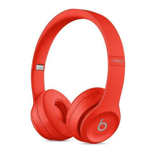 Beats Solo3 Bluetooth Earphone Deep Bass Active Noise Cancelling Wireless Over-ear Headphones with Microphone - melangebyojo