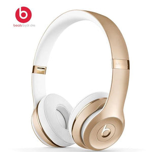 Beats Solo 3 Wireless Bluetooth Earphones On-Ear Headphones Gaming Headset Music Hands-free with Mic fone Beats by dre Solo3