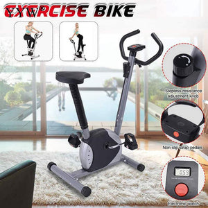 LED Display Bicycle Fitness Exercise Bike Cardio Tools Home Indoor Cycling Trainer Stationary Body Building Fitness Equipment