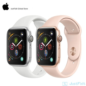 Apple Watch 4 Series 4 LTE 44mm SportBand Smart Watch 2 Heart Rate Sensor ECG Fallen Detect  Activity Track Workout for iPhone