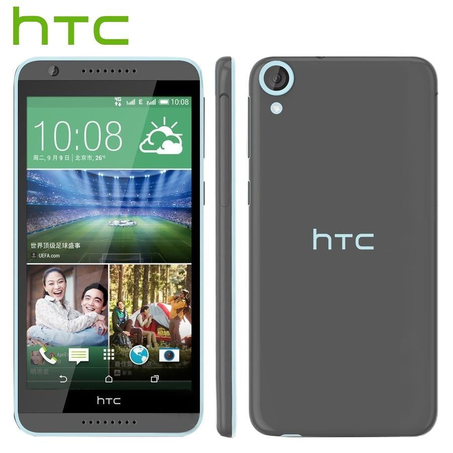 Brand New HTC Desire 820 HTC D820u Double 4G Otca Core 2GB RAM 16GB ROM 5.5inch Android Camera 13 MP 1280x720 8MP LTE Cell Phone - melangebyojo