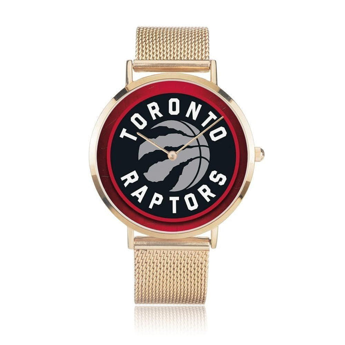 Toronto Raptor Rose Gold Watch - melangebyojo