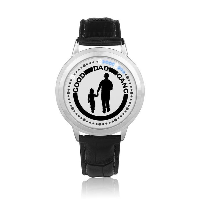 Good Dad Gang Father' Day LED Watch - melangebyojo