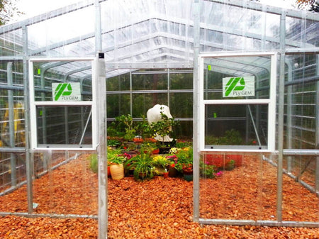 Pro Greenhouse complete installation
