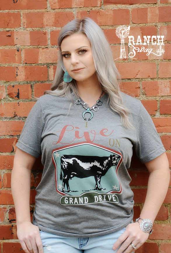 I Live on Grand Drive - Heifer