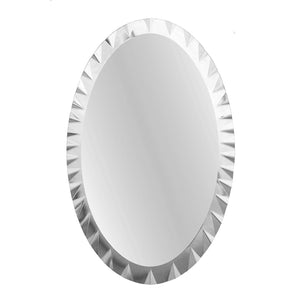 Small Shell mirror - AM studio glass design shop