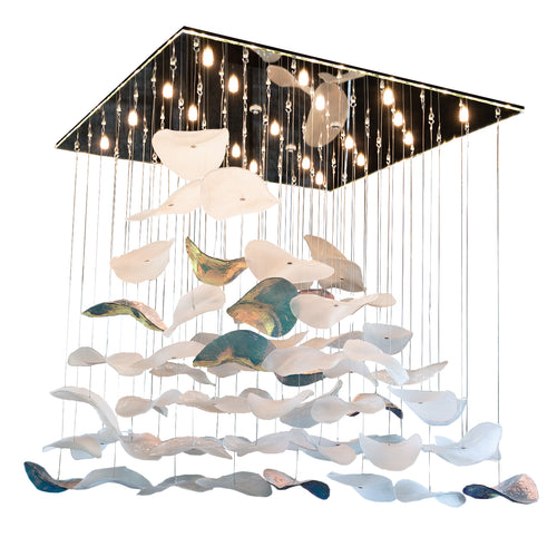 Adagio ceiling lamp - AM studio glass design shop