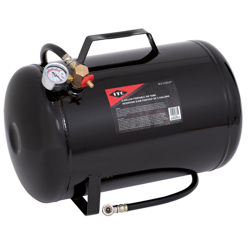 5 Gallon Portable Air Tank Model#ITP-AT5 Product#013480