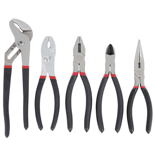 5 PC Cushion Grip Pliers Set Model#IPL-5S Product#020604