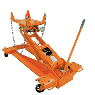 2 Ton Low Profile Transmission Jack - Super Heavy Duty Model#808A Product#030549