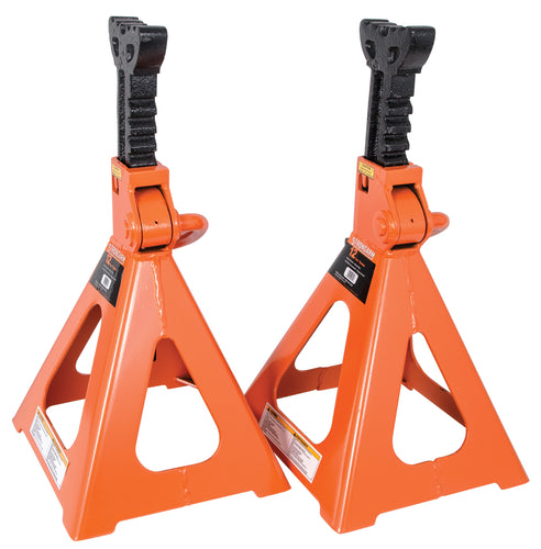 12 Ton Jack Stands - Ratcheting Style - Heavy Duty Model#872B Product#032246
