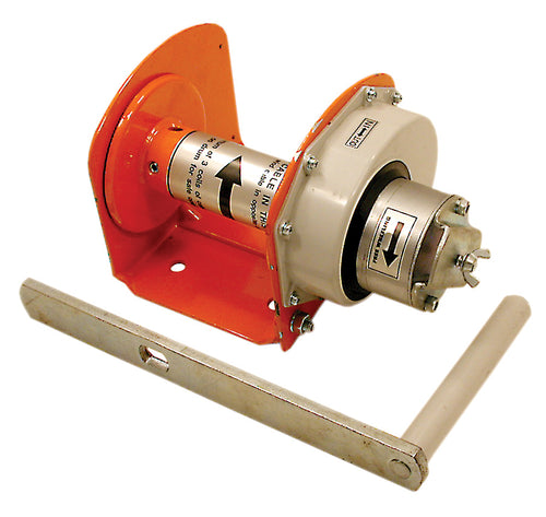 220 lb Capacity Hand Winch - Super Heavy Duty Model#IWF-100N Product#113261