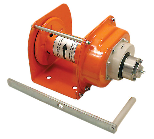 1,653 lb Capacity Hand Winch - Super Heavy Duty Model#IWF-1000N Product#113264