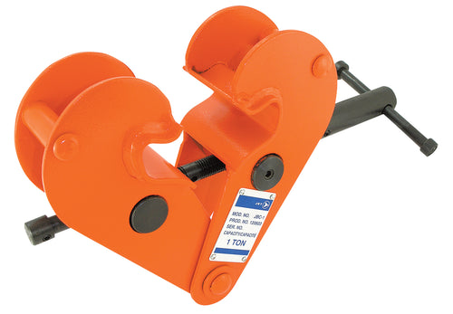 1 Ton Beam Clamp With Locking Screw - Heavy Duty Model#JBC-1 Product#120603